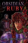 Obsidian of Ruby Cover by MalaPokusa