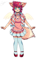 [P]Claire- Fullbody by Sweetochii