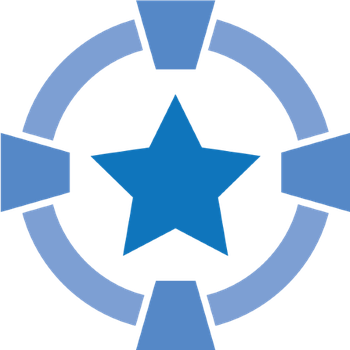 Simple Star Icon by Nyctaeus