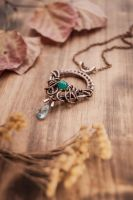 Throne for Queen by UrsulaJewelry