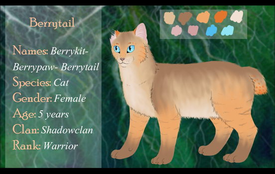 Berrytail RS by Groxelly