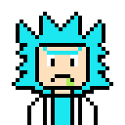 IT'S PIXEL RICCCCCCK by Ryannumber1gamer