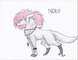 Noka by Liliandril