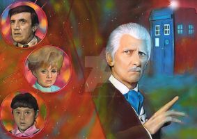 Dr. Who by westleyjsmith