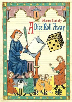 A Dice Roll Away - Cover by drednort