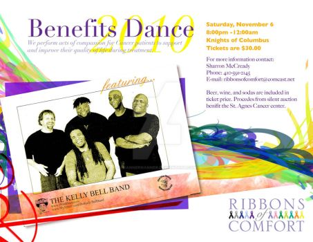 Ribbons of Comfort 2010 Dance by Frannernanner