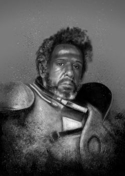Saw Gerrera by SixPixeldesign