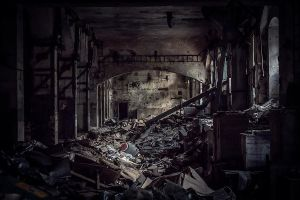 Urbex - Putresco Charta by flankers