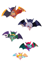 Halloween Draw-a-thon 2015 (FIN) by turk128