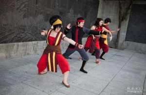Avatar the Last Airbender - Bring It by GreenTea-Cosplay