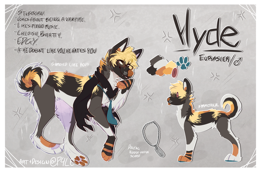 Hyde 2018 ref by P4LE