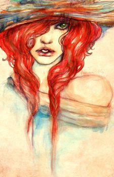 Red by aegia