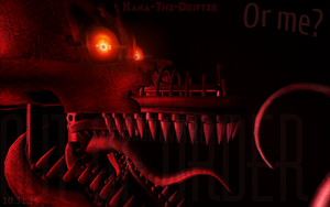 Nightmare Foxy's Teaser SFM Remake by Kana-The-Drifter