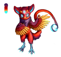 [CLOSED] Adopt Auction : Murak by BelieveTheHorror
