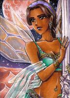 ACEO #34 Desert Fairy by MTToto