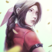 Aerith by EuFr1K