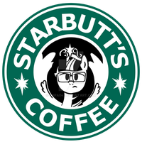 Starbutt's Coffee (1992?) by JoPa04