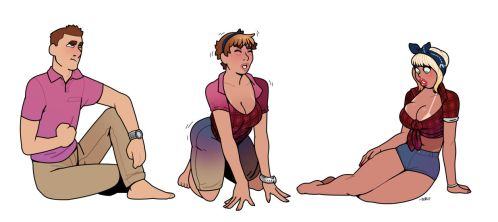CMSN- from polos to tan lines by blackshirtboy