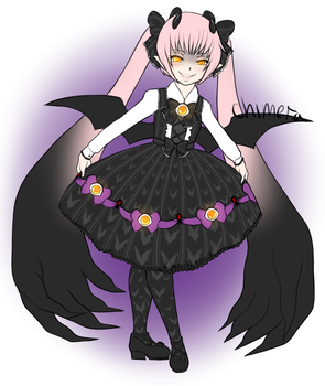 Fullbody || Chimera by LittleMacarons