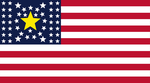 Alternate US Flag by ThePlainsman