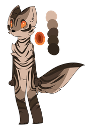 Brown Animal Adopt by Cylynix