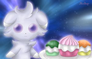 Cupcake Espurr by Rose-Beuty