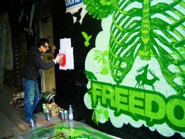 2008 the cans festival london by orticanoodles