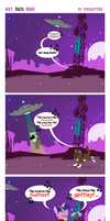 Way Back Home Comic by PixelKitties