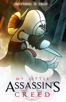 My Little Assassin's Creed by artwork-tee