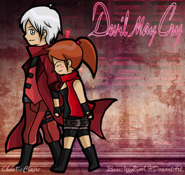 Claire and Dante - Come With Me by ChaoticClaire