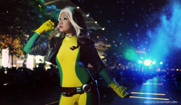 XMEN - Searching for Him by vaxzone