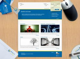 A website for bulletins by vampipe