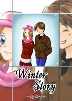 Winter Story Cover Page by Kaito-neechan