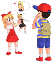 [Earthbound/Mother2] Dress by Display-This-Anyway
