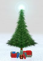 Christmas Tree 2016 by ManyardButler