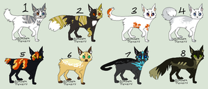 Adopts. 2 (CLOSED) by homeqrown