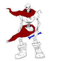 Papyrus by Gojsbelly