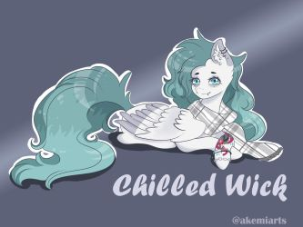 Chilled Wick {Commission} by Akemiarts1