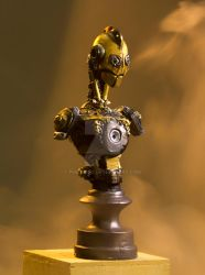 Automato7final Low by philipe3d