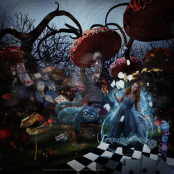 -Lost in wonderland by Fucking-CatchMe
