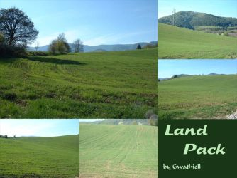 Land Pack by Gwathiell