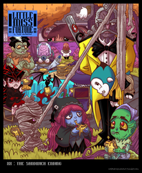 Little Miss Fortune: A Tangle of Limbs #20 END by TSoutherland