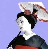 Another Maiko by KalisCoraven