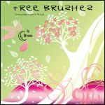 Tree Brushes by Coby17