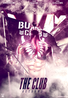 WWE Balor Club 2018 Poster by workoutf