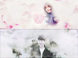 17072016 // SHARE 2 PSD HPBD WONU AND HAYOUNGIE by whynotlinnie
