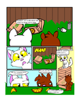 The Quest for Pizza pg.2 by xJupi