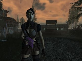 Lazyland for fallout3 by MissGe