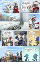Dreamkeepers Saga page 341 by Dreamkeepers