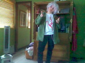 Komaeda Cosplay Complete!! by ucccoffee